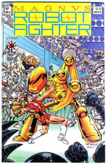 Magnus, Robot Fighter #04   NEAR MINT-   (no coupon)
