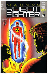 Magnus, Robot Fighter #06   NEAR MINT   (no coupon)