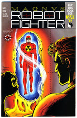 Magnus, Robot Fighter #06   VF/NEAR MINT    (no coupon)