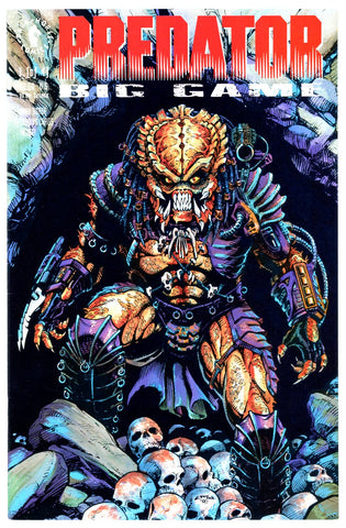 DH - Predator Big Game #1  VF/NEAR MINT