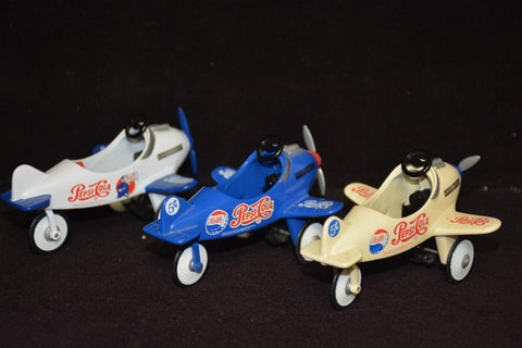 Pepsi-Cola custom replica PLANE collection