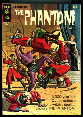 Phantom #17   VF/NEAR MINT   1965