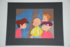 "Original production cel -""Pinocchio""- by Golden Films 135 MATTED"