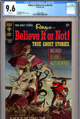 Ripley's Believe It or Not #06 CGC graded 9.6 HIGHEST GRADED