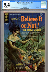 Ripley's Believe It or Not #13 CGC graded 9.4 white pages
