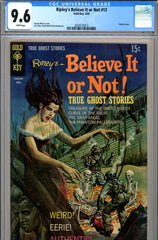 Ripley's Believe It or Not #13 CGC graded 9.6 HIGHEST GRADED
