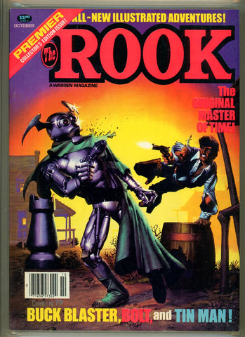 Rook #1 CGC graded 9.6   SOLD!