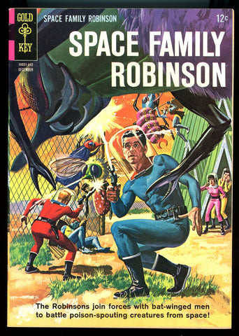 Space Family Robinson #11   VERY FINE+   1964