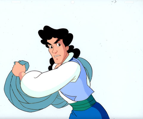 "Original production cel -""Sinbad""- by Golden Films 042"