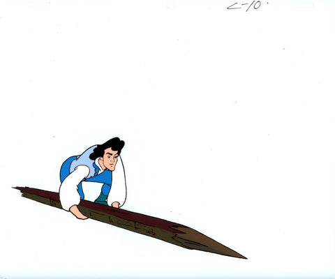 "Original production cel -""Sinbad""- by Golden Films 045"