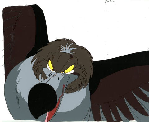 "Original production cel -""Sinbad""- by Golden Films 298"