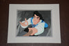 "Original production cel -""Sinbad""- by Golden Films 323 MATTED"