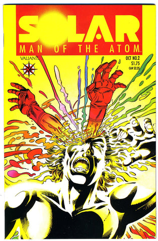 Solar, Man of the Atom #02   NEAR MINT-
