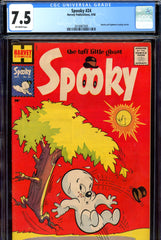 Spooky #24 CGC graded 7.5 (1958)