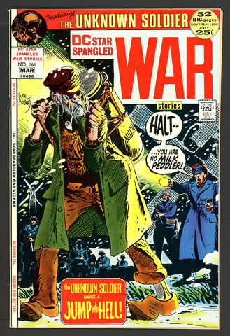 Star Spangled War Stories #161   NEAR MINT-   1972  -  ( 52 pages )