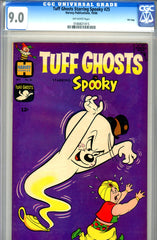 Tuff Ghosts starring Spooky #25 CGC graded 9.0 SINGLE HIGHEST GRADED