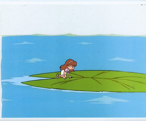 "Original production cel -""Thumbelina""- by Golden Films 071"