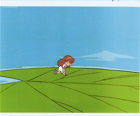 "Original production cel -""Thumbelina""- by Golden Films 078"