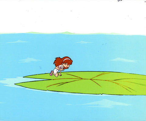 "Original production cel -""Thumbelina""- by Golden Films 090"