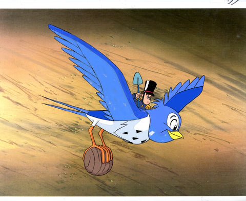 "Original production cel -""Thumbelina""- by Golden Films 240"