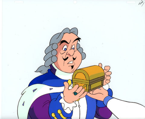 "Original production cel -""Three Musketeers""- by Golden Films 080"