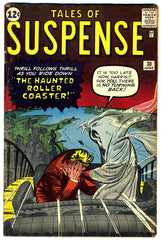 Tales of Suspense  #30   G/VERY GOOD   1962