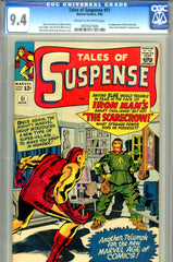 Tales of Suspense #51  CGC graded 9.4 first Scarecrow