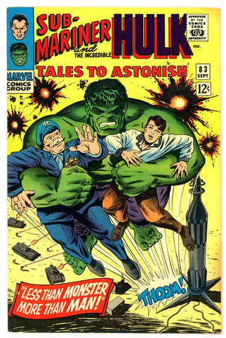 Tales to Astonish #83  VERY FINE+   1966