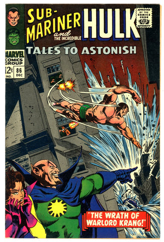 Tales to Astonish #86   VF/NEAR MINT   1966