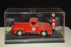 "1956 Ford pickup ""Texaco"" w/display case"