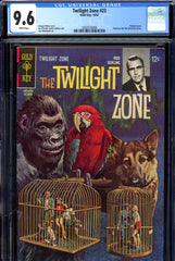 Twilight Zone #23 CGC graded 9.6 SINGLE HIGHEST GRADED