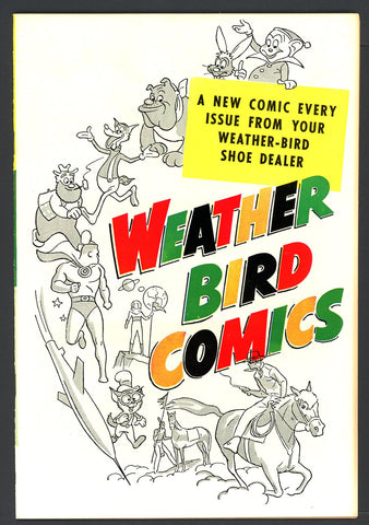 Weather Bird Comics (Casper#68)   VF/NEAR MINT   1957