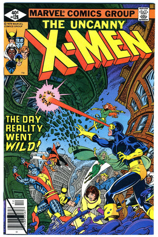 X-Men #128   VF/NEAR MINT   1979