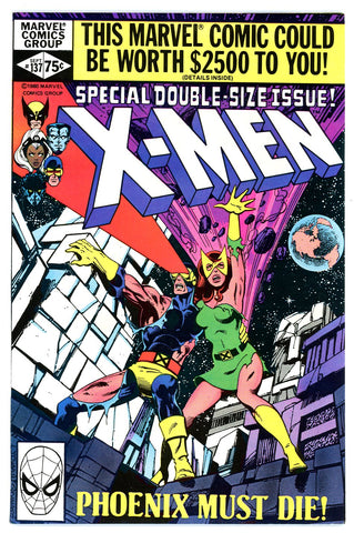 X-Men #137  NEAR MINT-   1980