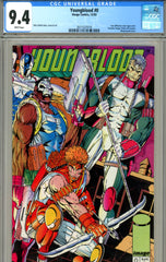 Youngblood #0 CGC graded 9.4