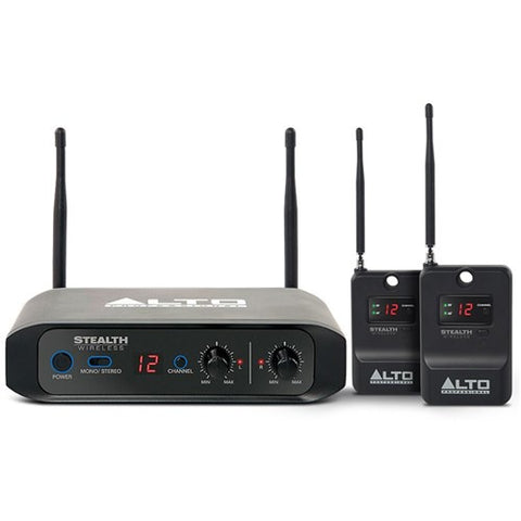Alto Pro Stealth Wireless System - Two-channel