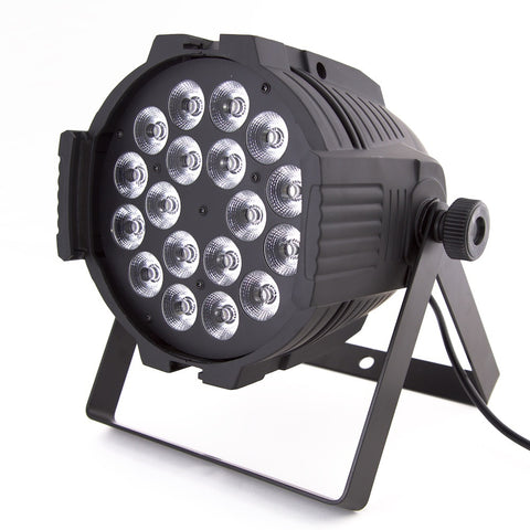 LED PAR 64 18x10W RGBWA Spotlight/Floorspot