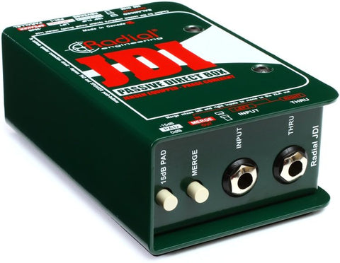 Hire JDI passive direct box