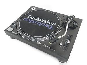 HIRE Technics SL-1200 MK3D Direct Drive Turntable
