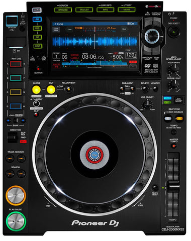 HIRE Pioneer CDJ 2000 Nexus 2 Multiplayer