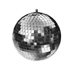Bright Light LMB6 Disco/Mirror Ball
