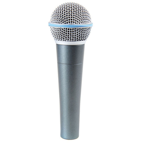 HIRE Shure Beta 58A Dynamic Vocal Microphone