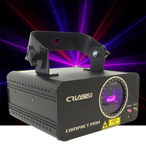 HIRE CR Compact Laser Pink