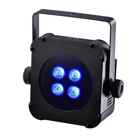 HIRE ULA 4TC 12W LED Parcan