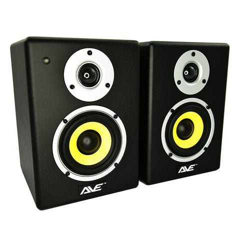 Fusion4 Powered Monitor Speakers. Size 4