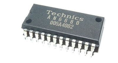 Technics IC Chip AN6680 for SL 1200/1210