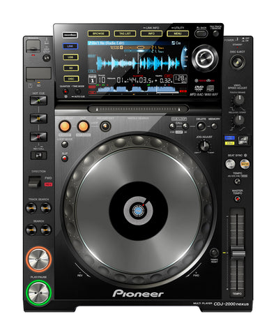 HIRE Pioneer CDJ 2000 Nexus Multiplayer