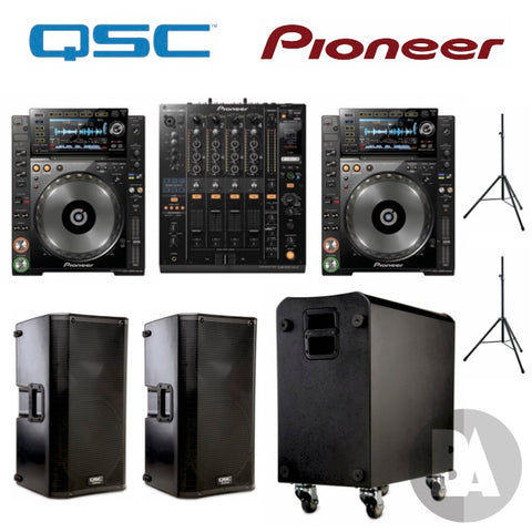 DJ 150 Package