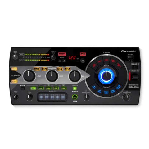 HIRE Pioneer RMX-1000 Remix Station FX