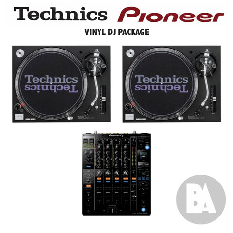 HIRE Technics package